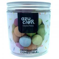 Bolas chocolate y cereales multicolor, Azucren