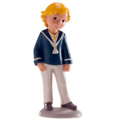 Figura comunión Niño rubio 15 cm