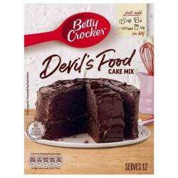 Preparado Bizcocho DEVIL´S FOOD Betty Crocker