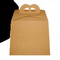Caja Panettone craft 17x17x16 cm