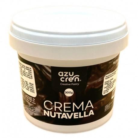 Crema choco nutella, Azucren