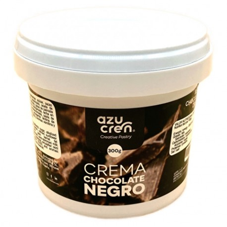 Crema Chocolate negro, Azucren