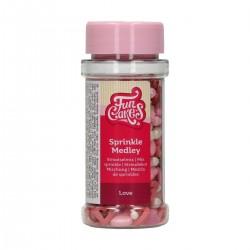 Sprinkles MIX LOVE 50 g