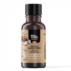 Aroma coco, Azucren