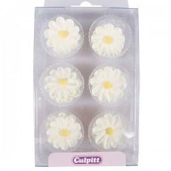 Flores de azúcar Margaritas, Culpitt