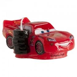 Vela CARS Rayo McQueen 3D