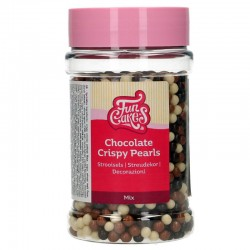 Perlas de chocolate, FunCakes
