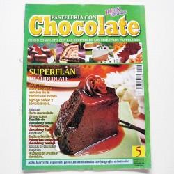 REVISTA PASTELERIA CON CHOCOLATE Nº 5