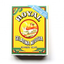 GELATINA NEUTRA Royal