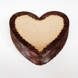Molde Panettone Corazón pequeño