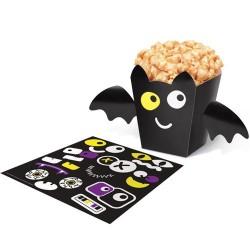 Cubo de papel Wilton Halloween x 4