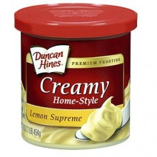 FROSTING LIMON Duncan Hines