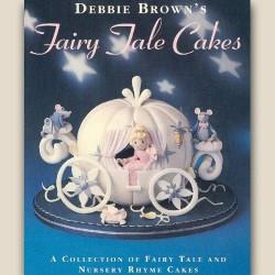 LIBRO FAIRY TALE CAKES-Debbie Brown