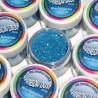 Sparkles Hologram Blue Rainbow Dust
