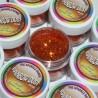Sparkles Jewel Golden Orange Rainbow Dust