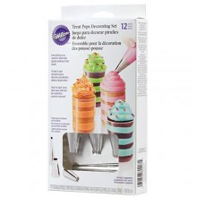 KIT DECORACION POPS PUSH-UP Wilton