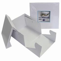 CAJA para TARTAS PME 45x45x15 cm.