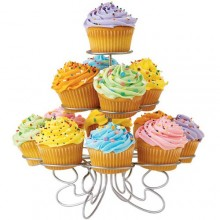BASE EXPOSITORA Wilton CUPCAKES x 13