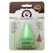 MOLDE MINI CAKEPOPS CONO My Little Cupcake