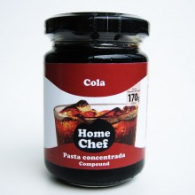 PASTA de REFRESCO COLA 170 grs. Home Chef