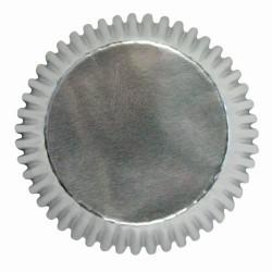 Cápsulas metalizadas PLATA x 30 u.