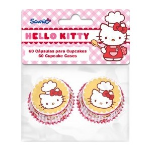MINI CAPSULAS HELLO KITTY x 60