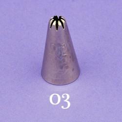 BOQUILLA Parpen Nº 03