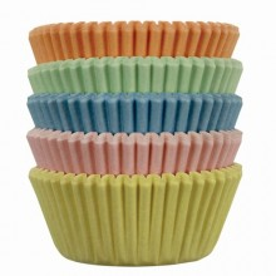 Mini capsulas Colores Pastel x 100