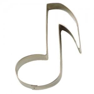CORTANTE NOTA MUSICAL, galletas nota musical