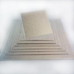 BASE CUADRADA FINA 15x15 cm. FunCakes