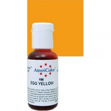 COLORANTE GEL AMARILLO HUEVO Americolor