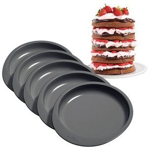 MOLDE CAKE PAN SET LAYERS Wilton
