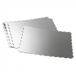 BASE RECTANGULAR FINA PETALOS 33x48 cm. SETx4 Wilton
