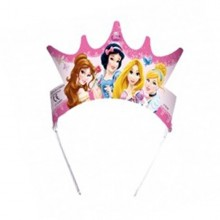 DIADEMAS PRINCESAS DISNEY PACK x6