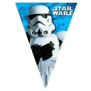 BANDERIN FIESTA Star Wars