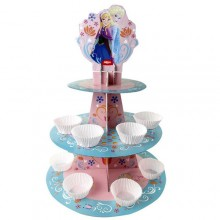 BASE EXPOSITORA CUPCAKES FROZEN Wilton