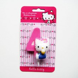 VELA deKora HELLO KITTY Nº4