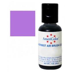 Colorante aerógrafo violeta lavanda brillante Americolor