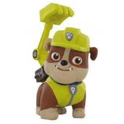 Figura Rubble, patrulla canina 'Paw Patrol'
