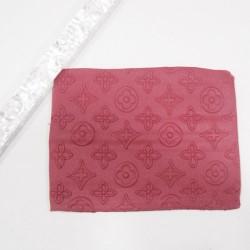 Rodillo texturizador moda logo Louis Vuitton