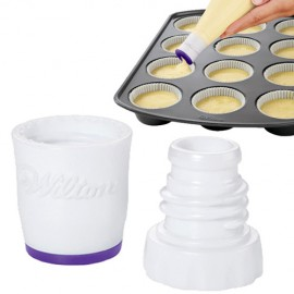 CUPCAKES MADRID DISPENSADOR de RELLENO Wilton