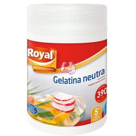 GELATINA NEUTRA Royal BOTE 650 grs.