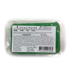 FONDANT Azucren Elite VERDE 250 grs.