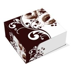 Caja galletas, caja dulces, galletas.