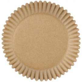 MINI CAPSULAS color BEIGE Wilton x 100