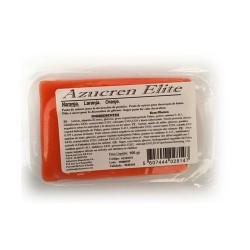 Fondant AZUCREN Elite naranja 100 grs. SIN GLUTEN
