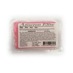 Fondant AZUCREN Elite rosa 100 grs. SIN GLUTEN
