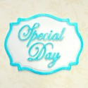 MODE SILICONA KatySue Designs SPECIAL DAY