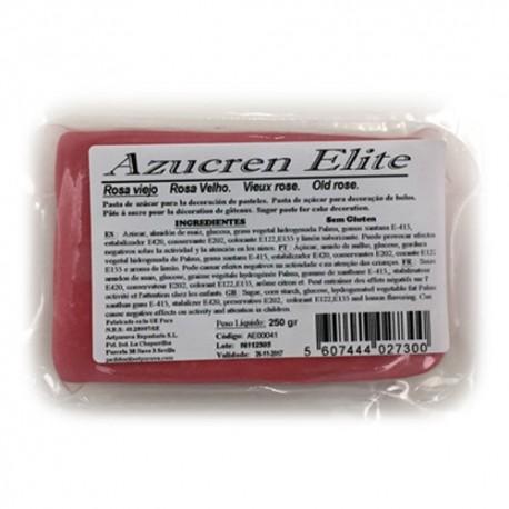 FONDANT Azucren Elite ROSA VIEJO 250 grs.