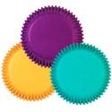 MINI CAPSULAS Wilton COLORES JOYAS, moldes cupcakes